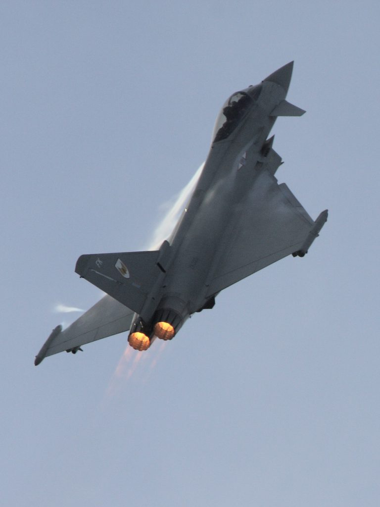 Bring the Noise – RAF Typhoon confirmed for 2019