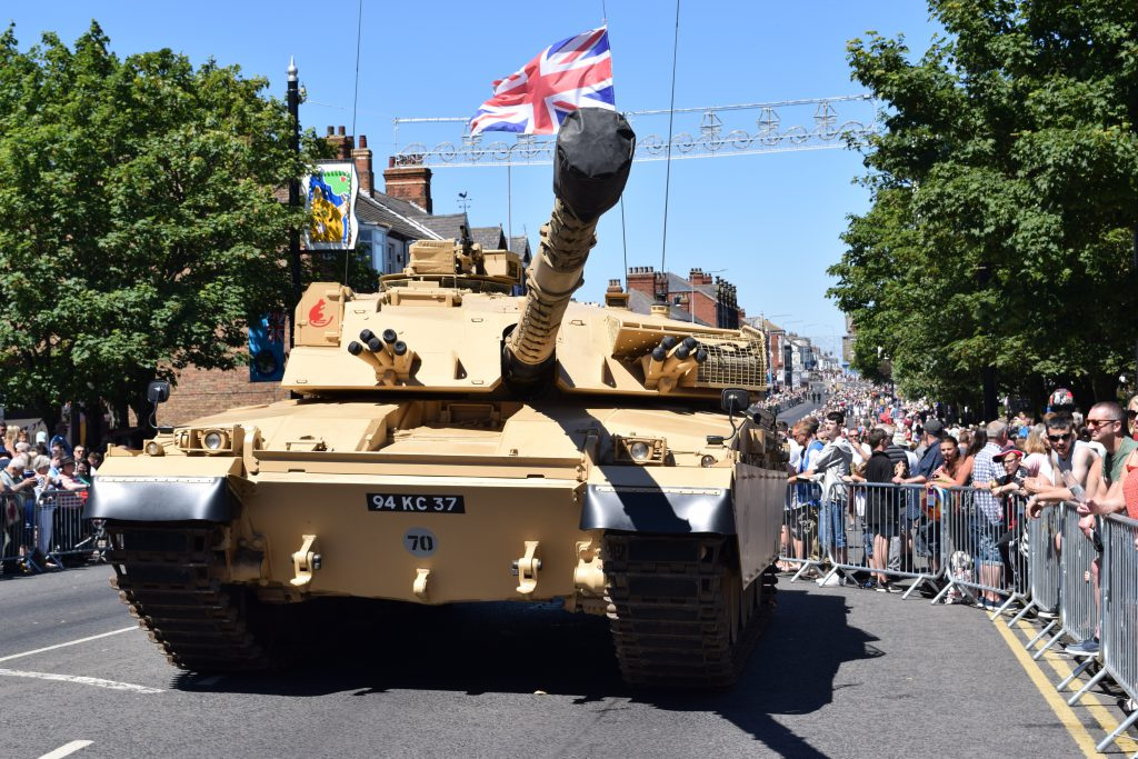 Armed Forces Day: an update from the ground troops